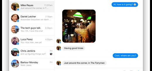 Install Facebook Messenger For OS X