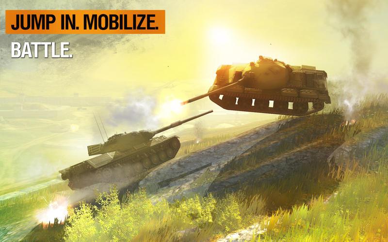 World of tanks blitz play online