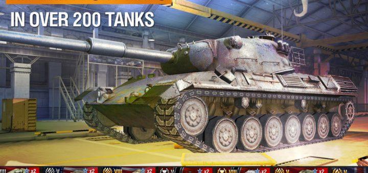 World of tanks blitz tanks choices