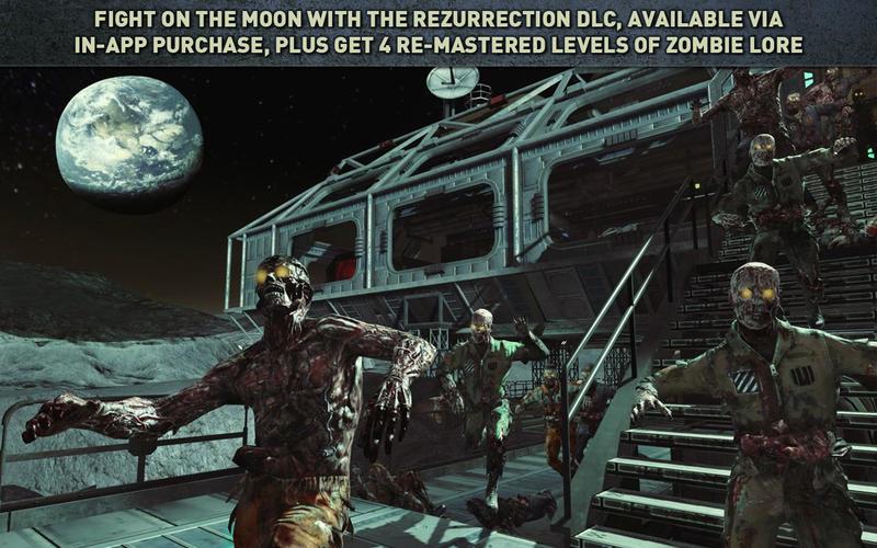 Call of duty blackops kill zombies