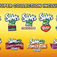 List of Games included in Sims 2 Super Collection