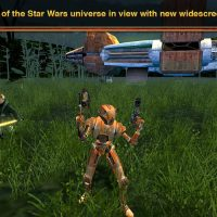 Star wars knights of old republic 2 graphics