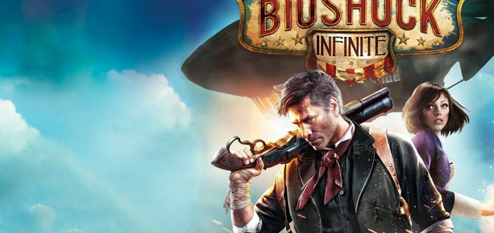 Bioshock infinite for mac cover
