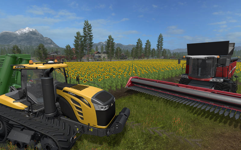 Farming Simulator 17 Graphics