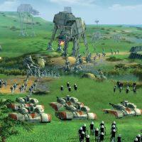 Star wars empire at war battle
