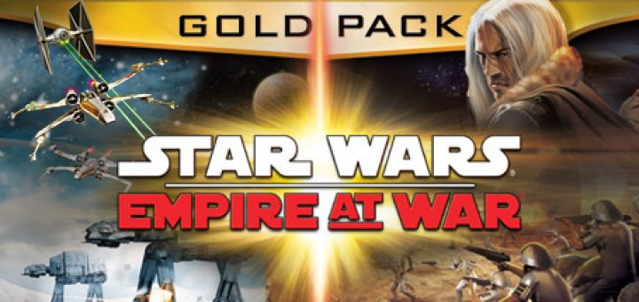 Star wars empire at war official cover