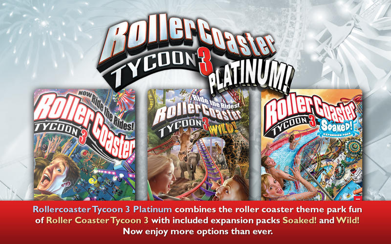 Roller Coaster Tycoon 3 For Mac