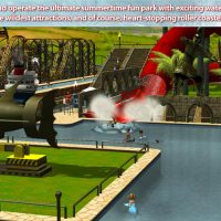 , Download RollerCoaster Tycoon 3 Platinum Game