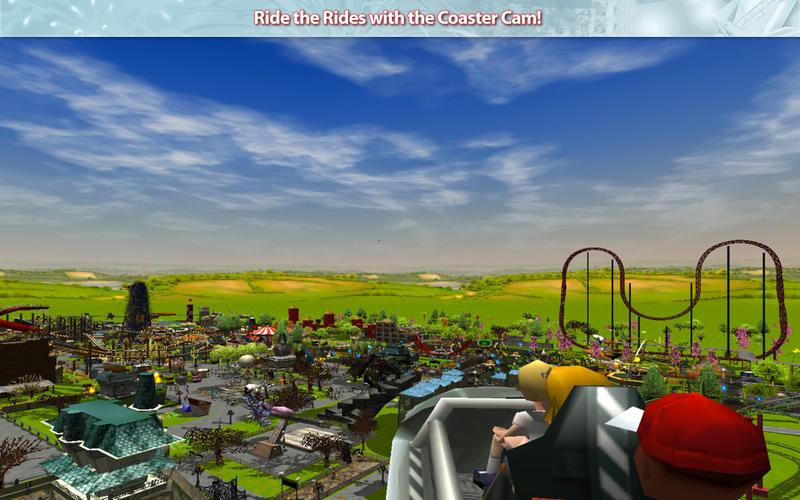 Rollercoaster tycoon 3 platinum by aspyr media, inc. App info.