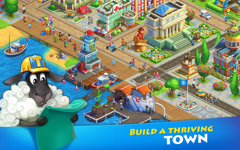 Install Township For Ma
