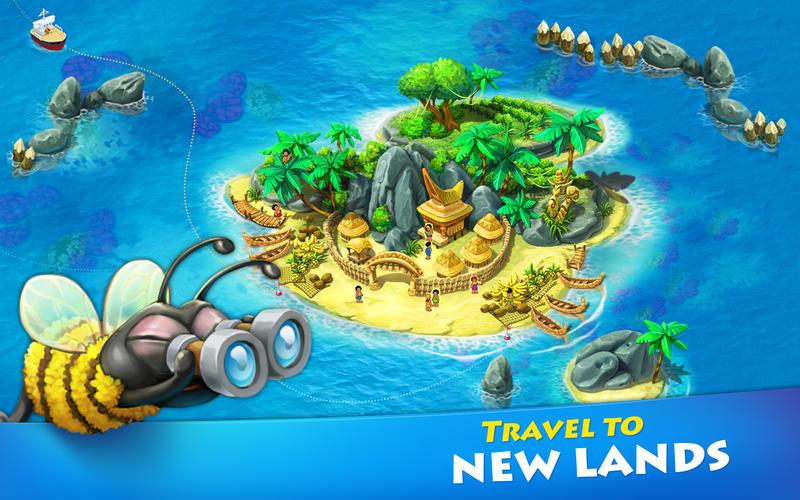 Township game island