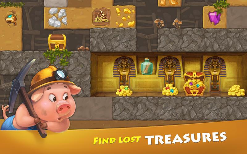 Township game treasure hunt
