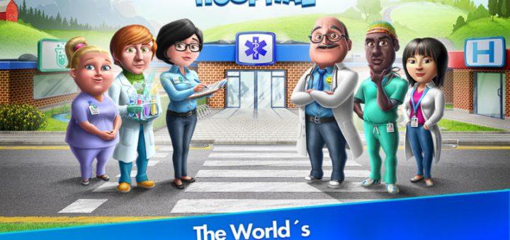 My hospital game free