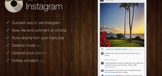 Instagram For MacOS