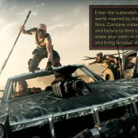 , Download Mad Max Game