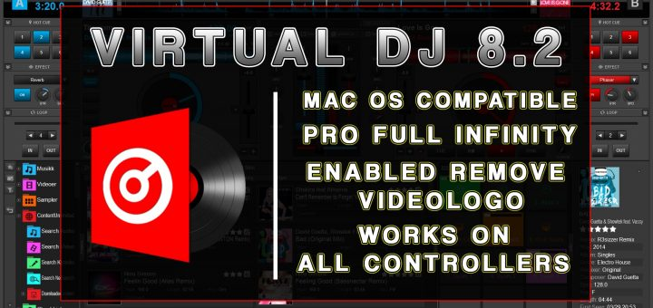 virtual dj 8 pro infinity free mac os x