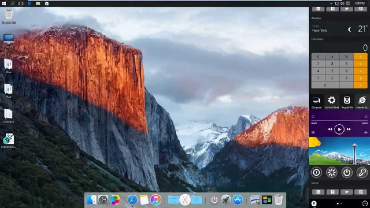 Le dock de Mac OS X, pour ceux qui ne connaissent pas, , c'est que la barre qui se trouve au bas de l'écran. Est un élément tout à fait agréable et très personnalisable, plus il rend l'accès à certaines applications beaucoup plus rapidement.
