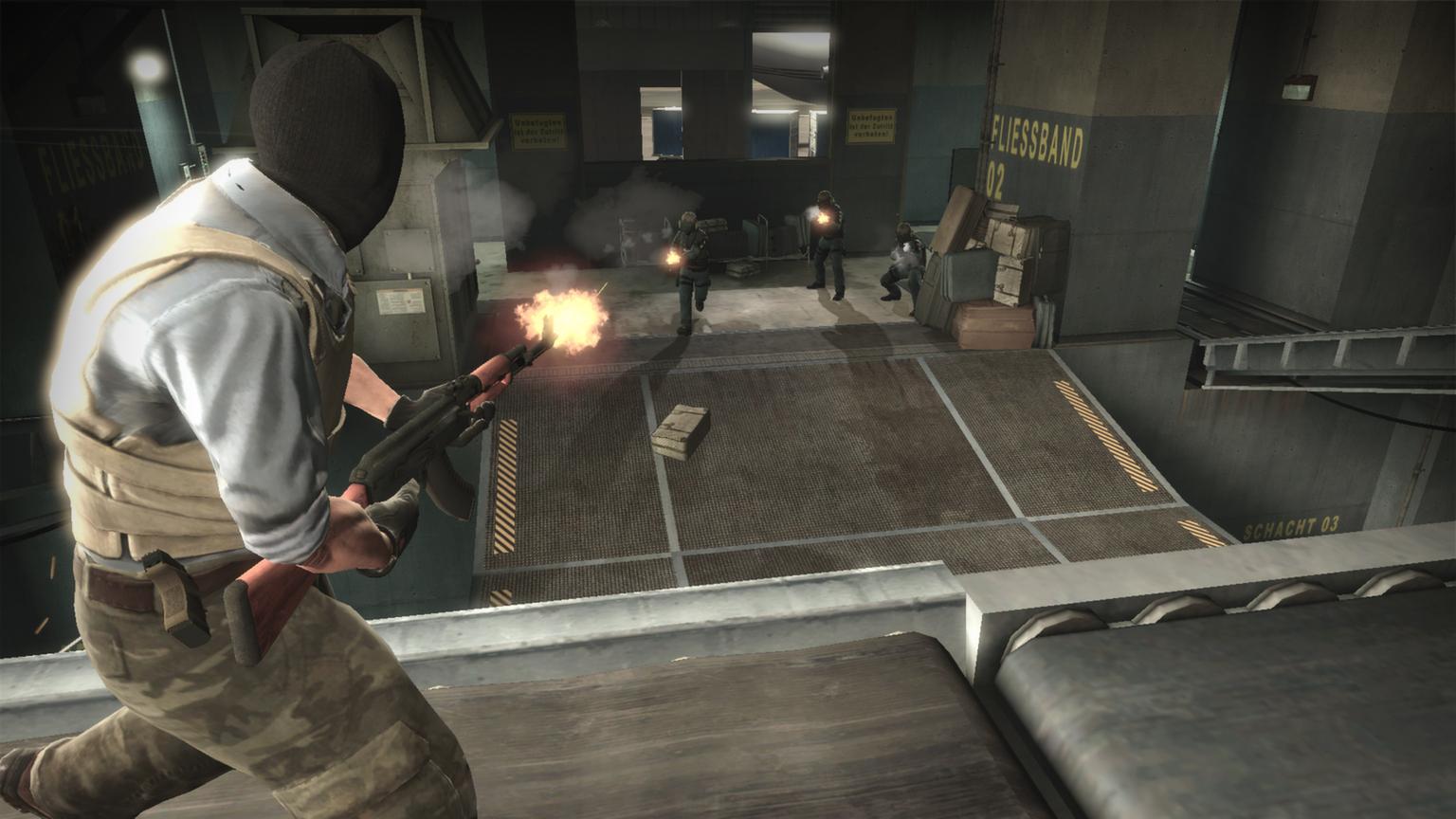 Counter-strike: global offensive cs:go (pc/mac) | progames.