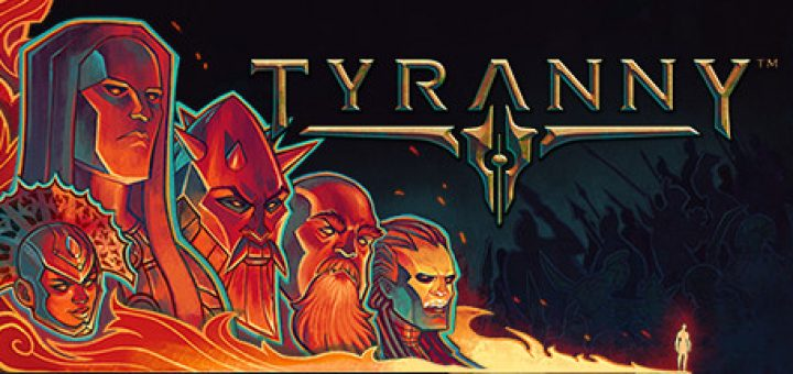 Tyranny game logo