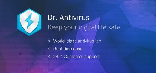 Dr antivirus logo official