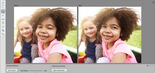 Automatic closed eyes photoshop elements 2018