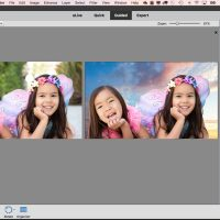 Adobe Photoshop Elements 2018 on Mac
