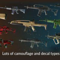 Choose weapons
