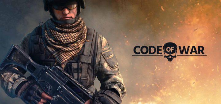 Code of war official logo