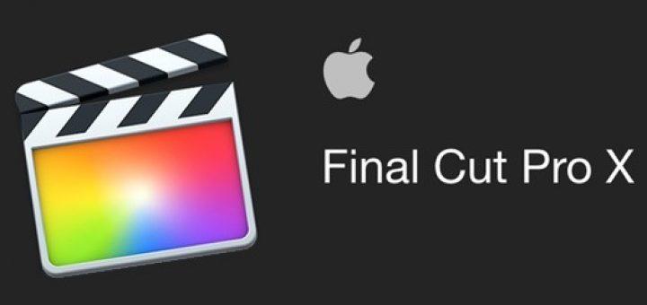 Final cut pro x official logo