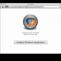Install windows app on mac via crossover