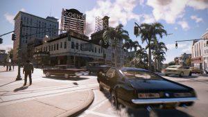 Driving in mafia 3