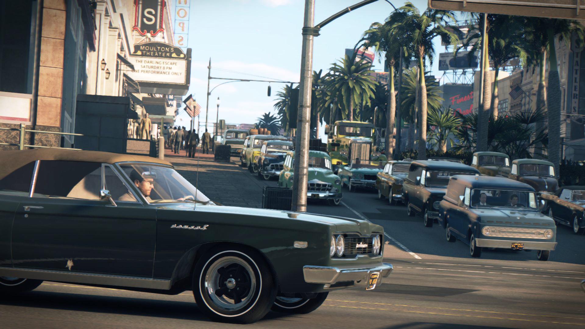 Mafia 3 gameplay graphics 1