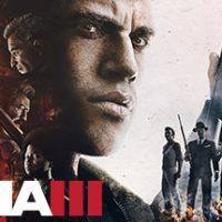 Mafia 3 Official Game logo