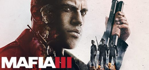 Mafia 3 Official Game logo