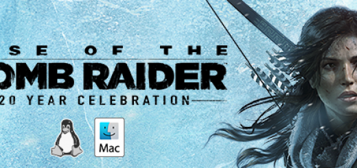 Install Rise of the Tomb Raider on Mac