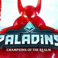 Paladins Official Logo