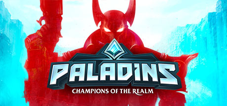 Paladins Official Logo