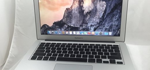 Premium MacBook Air Laptop