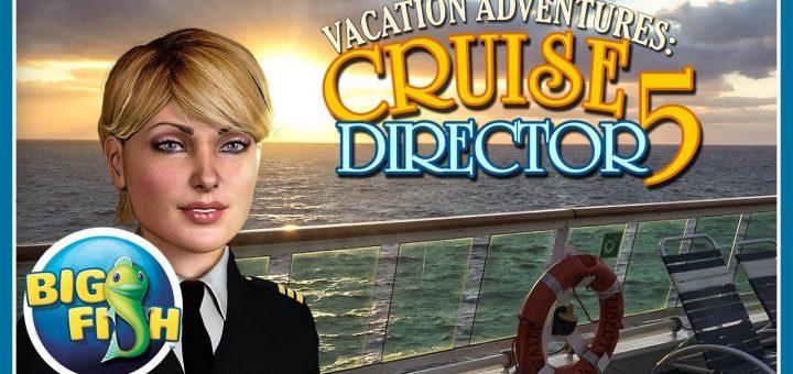 Cruise director 5 logo