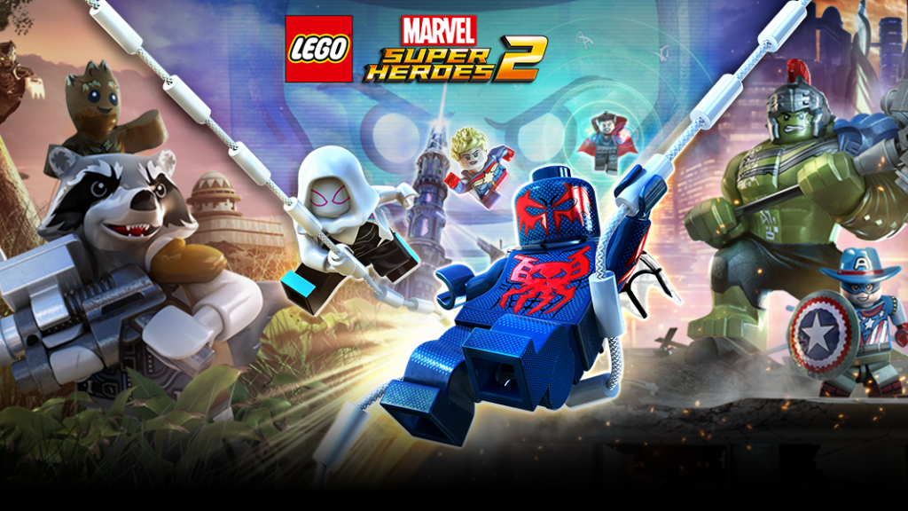 Marvel Super Heroes 2 For Mac