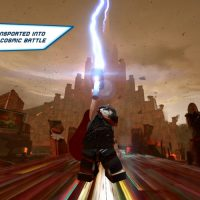 Play as thor