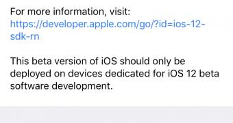 , Apple Pulls iOS 12 Developer Beta 7 After Users Report System Degradation