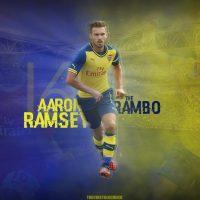 Aaron ramsey rambo wallpaper
