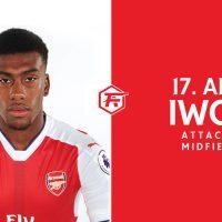 Alex iwobi eyes for arsenal