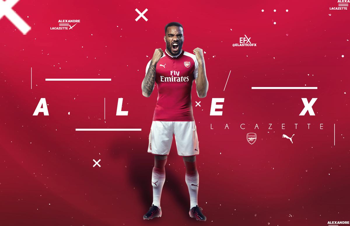 Alexandre-Lacazette-Arsenal-background