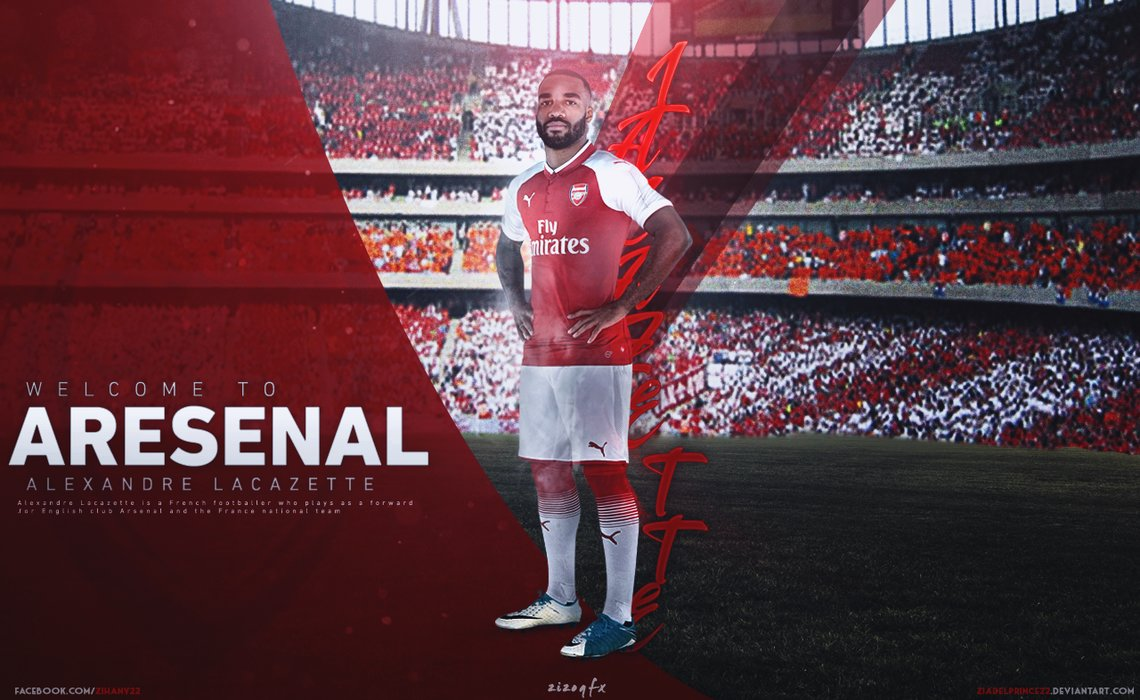 Alexandre Lacazette Arsenal Wallpaper In Hd Mac Heat
