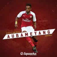 Aubameyang awesome background