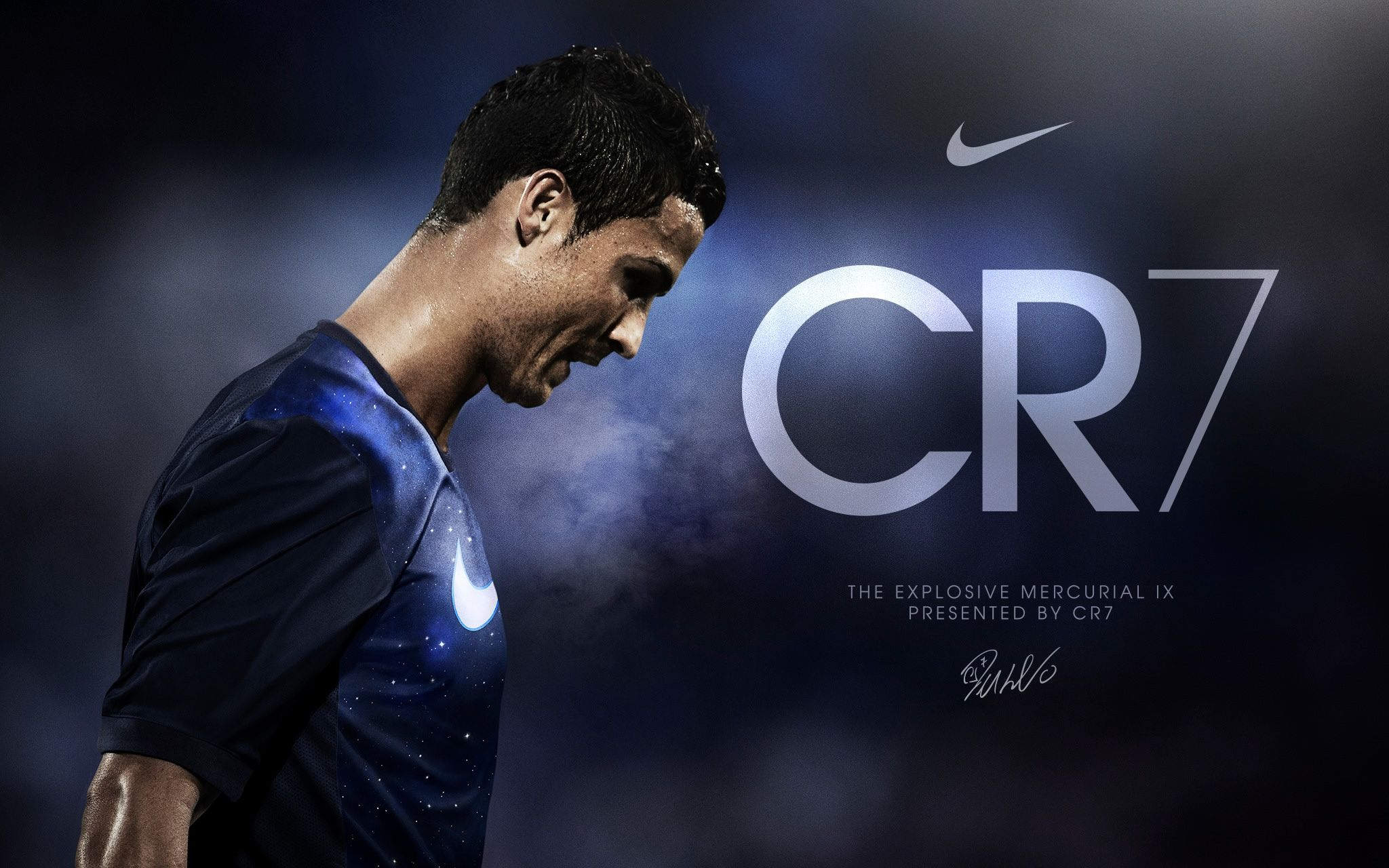 Cr7 for nike