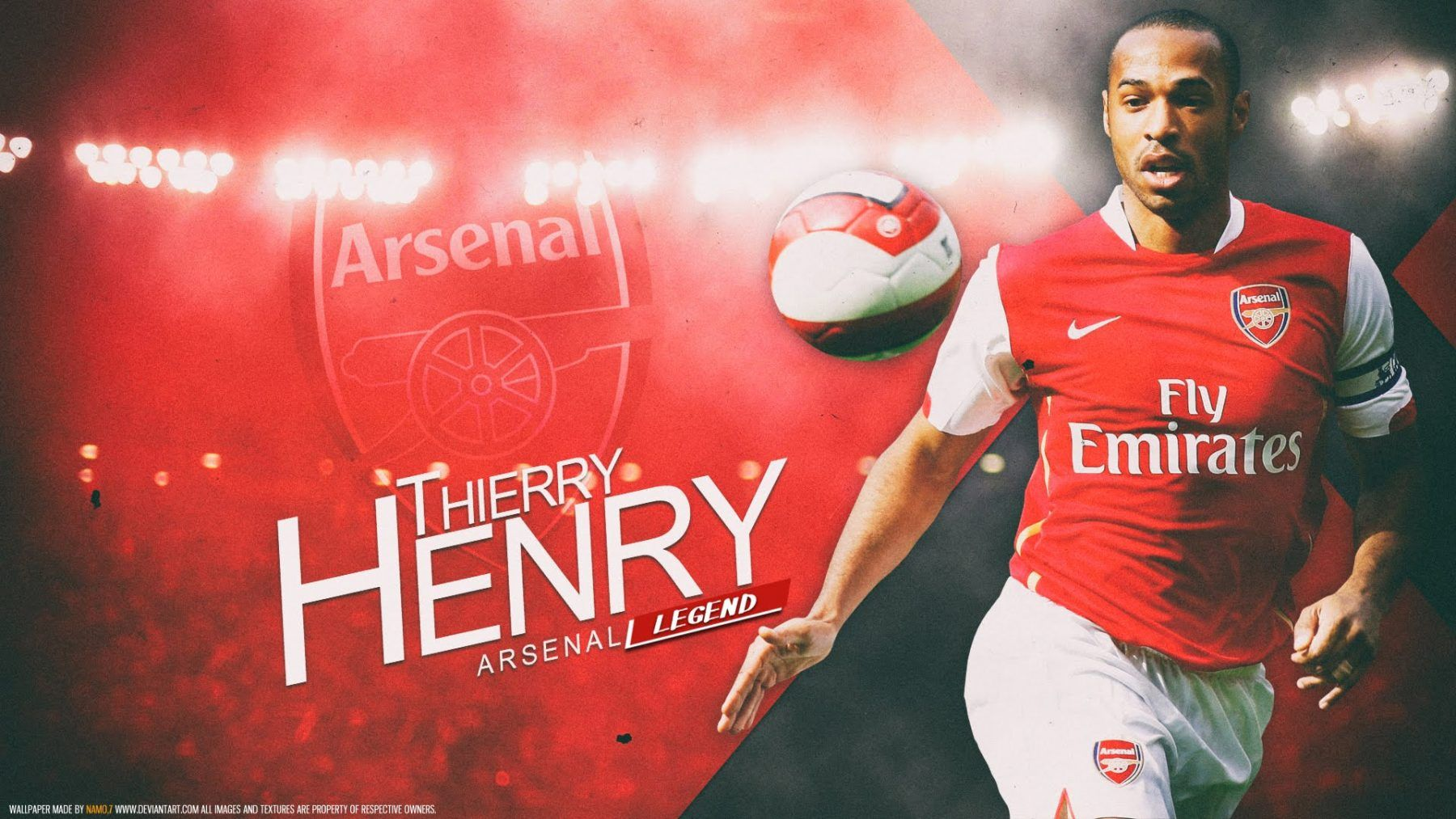 Cool thierry henry wallpaper