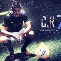 Cristiano ronaldo nike cr7 wallpaper